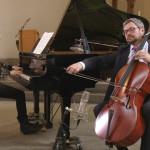 Cellist Leonid Gorokhov on Ricci Carbon Cello