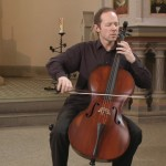 Easter Concert Hannover: Stefansstift: Leonid Gorokhov & Reynard Rott on Ricci Soloist celli