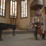 Osterkonzert Hannover: Stefansstift: Leonid Gorokhov & Reynard Rott auf Ricci Soloist Celli
