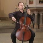 Cellist Reynard Rott