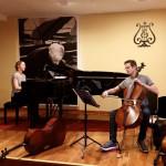 Beatrix Becker and Noah Hoffeld - Rubinstein in awe