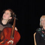 Sopie Abraham-Ebbinge and Erica Pluhar